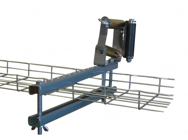 Cable Tray Wire Pulling Rollers Hearthill Cable Tray Rollers
